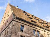 Roof Of Nuremberg House