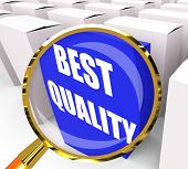 Best Quality Packet Represents Premium Excellence And Superiorit