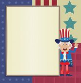 Uncle Sam Banner