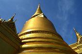 Phra Sri Rattana Chedi, Wat Phra Kaew, Thailand