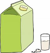 Generic Milk Carton