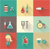 Nurse icons