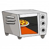 An image of a toaster oven.