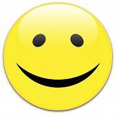 Smile button