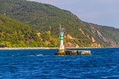 Bosphorus small lighthouse