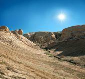 Canyon On The Mountains Shalkar-nura