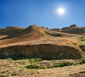 Clippings On The Plateau Shalkar-nura
