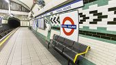 London Russel Square Tube Station