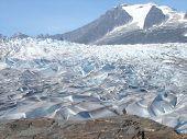 West Mendenhall Glacier
