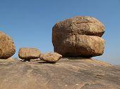 Beautiful Granite Boulder