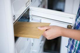 pic of mailbox  - Close - JPG