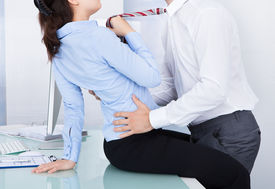 pic of sluts  - Businesswoman Is Seducing Her Boss At Office - JPG