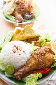 picture of malay  - Famous traditional Malay food - JPG