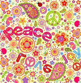 Hippie wallpaper
