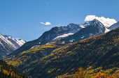 Chair Mountain Elk Mountain Range Gunnison County