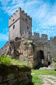 medieval ruins of Helfenburk castle, Czech republic