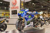 Yamaha Yzr M1 Motorcycle