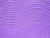 Rough Plaster Walls Purple