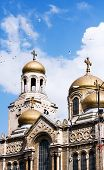 Assumption Cathedral in Varna, Bulgaria