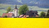 Old Church At Village Ludrova, Slovakia