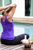 Women Having A Thai Massage