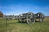 Civil War Ammunition Wagon