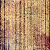 Old-style background, aging texture. With different color patterns: gray; orange; brown; yellow