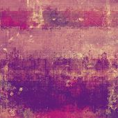 Grunge aging texture, art background. With different color patterns: gray; purple (violet); orange; red; yellow