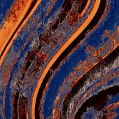 Abstract background or texture. With different color patterns: yellow; brown; orange; blue
