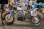 Triumph Flat Track 2015