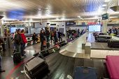 Oslo Gardermoen, Norway - November 2:interior Of Oslo Gardermoen International Airport On November 2