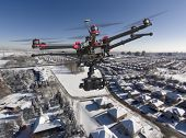 Winter Aerial Patrol