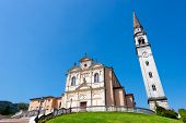 pic of vicenza  - Typical christian church  - JPG