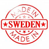 Made In Sweden Red Seal