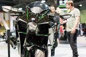 Kawasaki Ninja H2 2015 Motorcycle