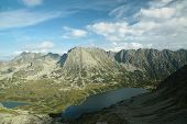 Valley in the Tatra Mountains