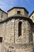 Church In The City Of Bergamo, Lombardy, Italy