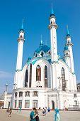 mosque Kul-Sharif