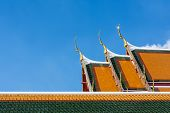 Temple Exterior, Wat Pho Is One Of The Oldest And