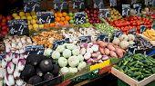 Local Vegetable Market