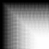 Abstract Halftone Grid Design