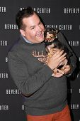 LOS ANGELES - NOV 13:  Ross Mathews at the Holiday Pet Portraits Kick-Off Event at the Beverly Center on November 13, 2014 in Beverly Hills, CA