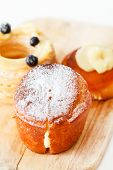 picture of french pastry  - french pastries - JPG