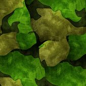 stock photo of tarp  - Abstract Camouflage military grunge background - JPG