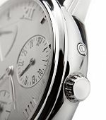 picture of watch  - luxury white gold watch swiss made - JPG