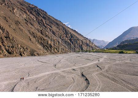 Valley of the Kali Gandaki