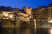 Florence - Ponte Vecchio in morning