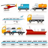 image of cistern  - transport icons - JPG