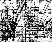 Vector grunge pattern