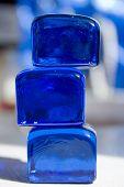 Cubics Of The Blue Glass